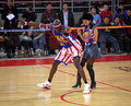 Harlem Globetrotters 2009 China Tour Show Royalty Free Stock Photo