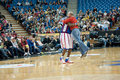 Harlem Globetrotters Royalty Free Stock Photos