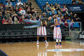 Harlem Globetrotters Royalty Free Stock Images