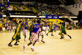 Harlem Globetrotters World Tour Stock Images