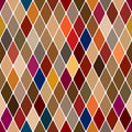 Harlequin bright pattern Royalty Free Stock Images