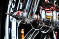 Harley Davidson, Detail