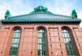Harold Washington Library Center building in downtown Chicago. Royalty Free Stock Photo