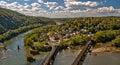 Harpers Ferry Overlook Panoram...