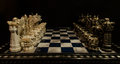 Harry Potter Chess Royalty Free Stock Photo