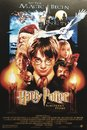 Harry Potter movie film poster Royalty Free Stock Photo