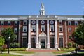 Harvard Business School campus - Boston Royalty Free Stock Photo