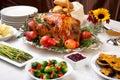Harvest feast Royalty Free Stock Photo