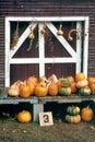 Harvest Time, New England Farm Stock Photos