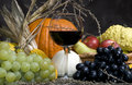Harvest wine 3 Stock Photos