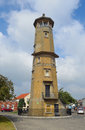 Harwich tall lighthouse essex england august no longer in use Royalty Free Stock Photography