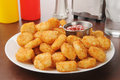 Hash browns Royalty Free Stock Photography