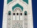 Hassan II mosque detail (2), Casablanca, Morocco Stock Photography