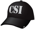 Hat csi marine police officer usa a baseball cap vector illustration Stock Photos