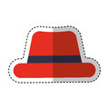 hat hipster style accesory Royalty Free Stock Photo