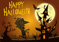 Haunted House Background With ...
