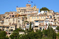 Haut de Cagnes, French riviera Royalty Free Stock Photo
