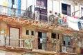 Havana, Cuba - city architecture Stock Images