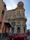 Havana Cuban capital and its characteristic cars