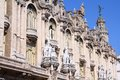 Havana great theatre cuba city architecture famous building s old town is a unesco world heritage site Royalty Free Stock Photography