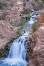 Havasu Creek Unnamed Falls Royalty Free Stock Photo