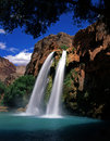 HavasuFalls#2 Royalty Free Stock Photo