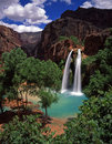 HavasuFalls#5 Royalty Free Stock Photography
