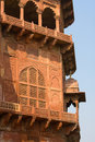 Haveli india mansion in agra Royalty Free Stock Photo