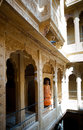 Haveli Interior Stock Photos