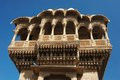 Haveli (private mansion) in Jaisalmer golden city,Rajasthan,Indi Stock Photos