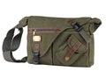 Haversack bag Royalty Free Stock Image