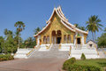 Haw Pha Bang - Royal Chapel Stock Images