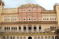 Hawa Mahal. Royalty Free Stock Photo