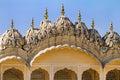 Hawa mahal palace palace of the winds famous rajasthan landmark jaipur rajasthan Royalty Free Stock Images