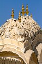 Hawa mahal palace palace of the winds famous rajasthan landmark jaipur rajasthan Royalty Free Stock Photography