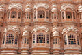 Hawa Mahal, Palace of Winds. Stock Photography