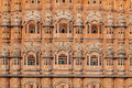 Hawa Mahal, the Palace of Winds Stock Photography