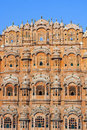 Hawa Mahal, the Palace of Winds Stock Photos