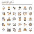 Hawaii Symbols
