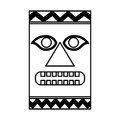 Hawaii token culture icon