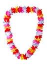 Hawaiian lei Royalty Free Stock Photo