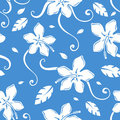 Hawaiian Pattern Royalty Free Stock Photos