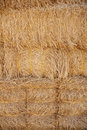 Hay Bale Detail Royalty Free Stock Images