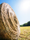 Haybale Royalty Free Stock Photos