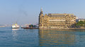 Haydarpasa train station istanbul turkey Royalty Free Stock Images