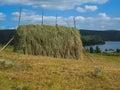 Haystack in Karelia