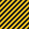 Hazard stripes texture. Industrial striped road, construction crime warning