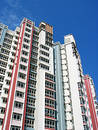 HDB Flats Royalty Free Stock Photography