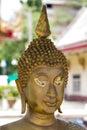 The Head Buddha Royalty Free Stock Photo