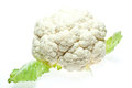 Head of cauliflower Stock Photo